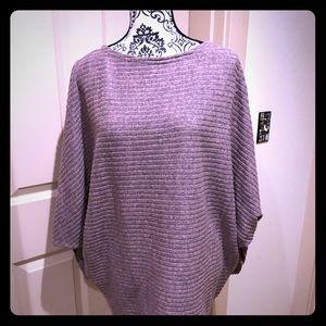Tops - Super soft brushed fabric mauve top